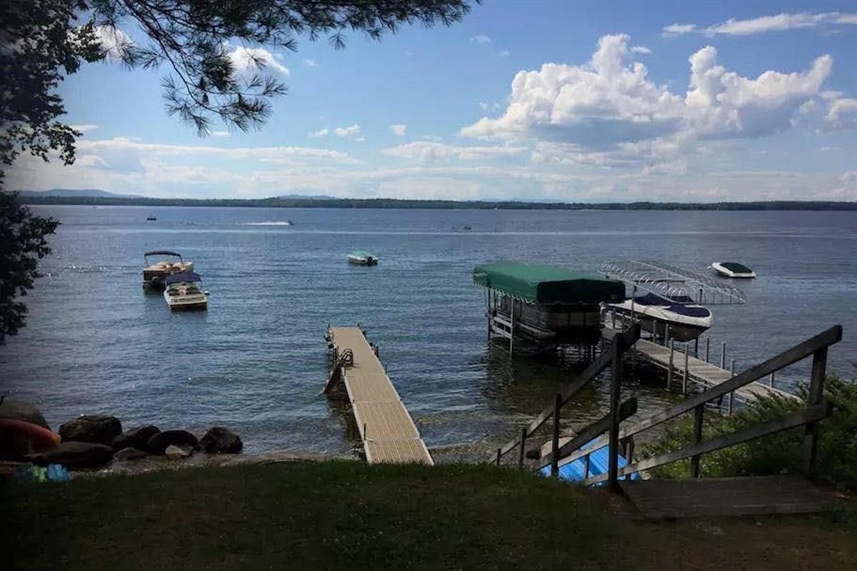 Jordan Bay, Sebago Lake. Option to rent mooring for the week