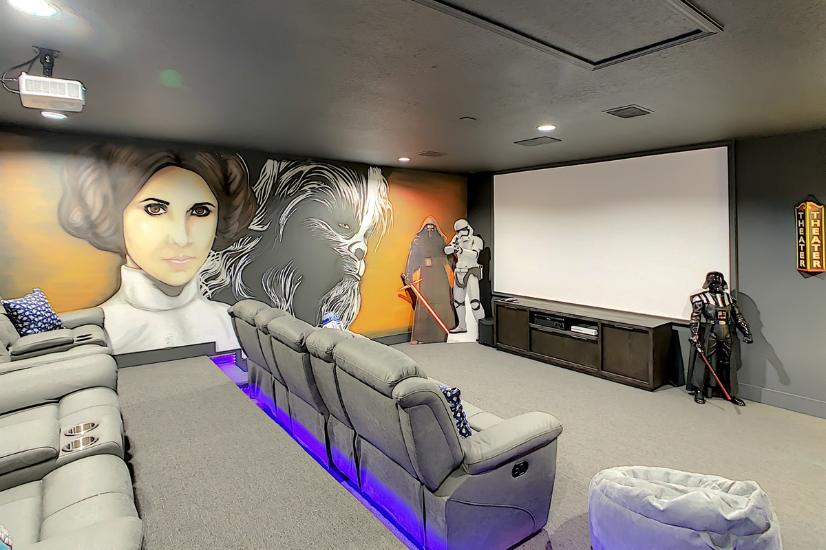 Incredible Movie Theater