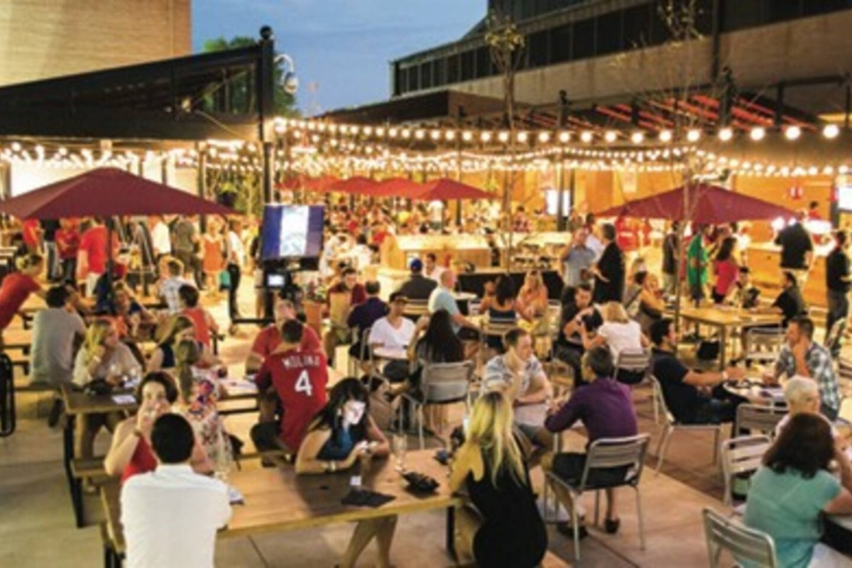 St. Louis is known for its brew pubs.  It is a city of many craft breweries.