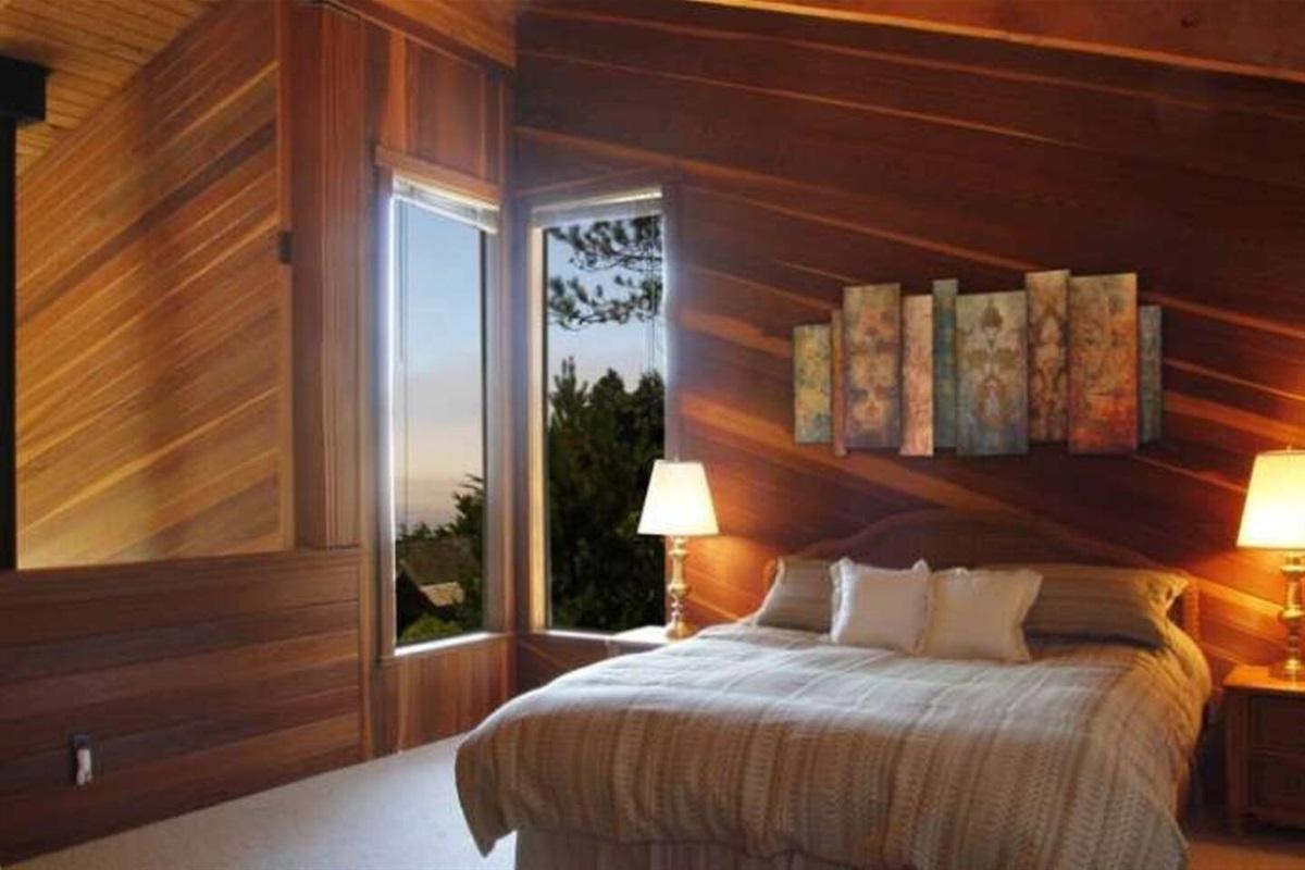 Ocean Bluff Serenity Master Bedroom