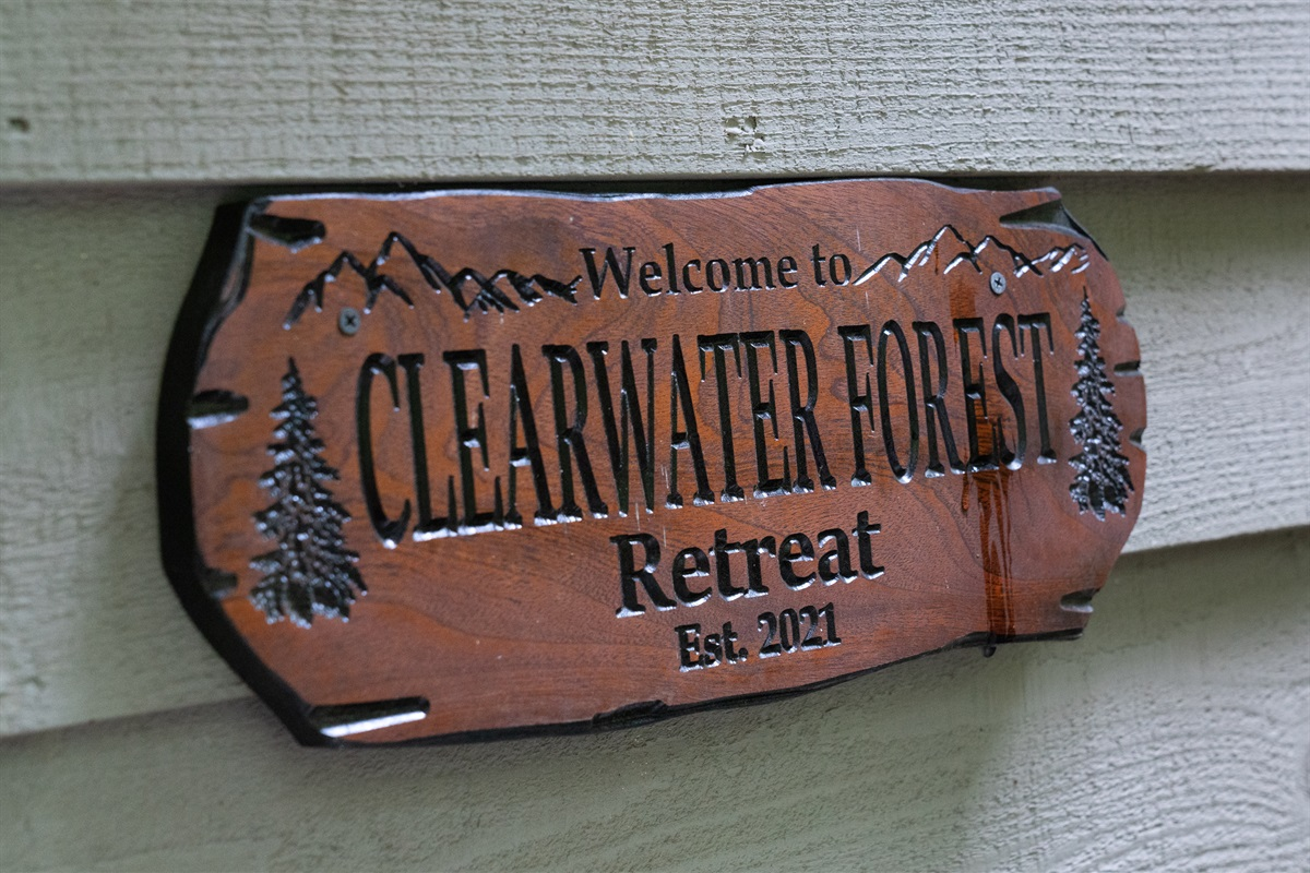 Clearwater Forest Retreat