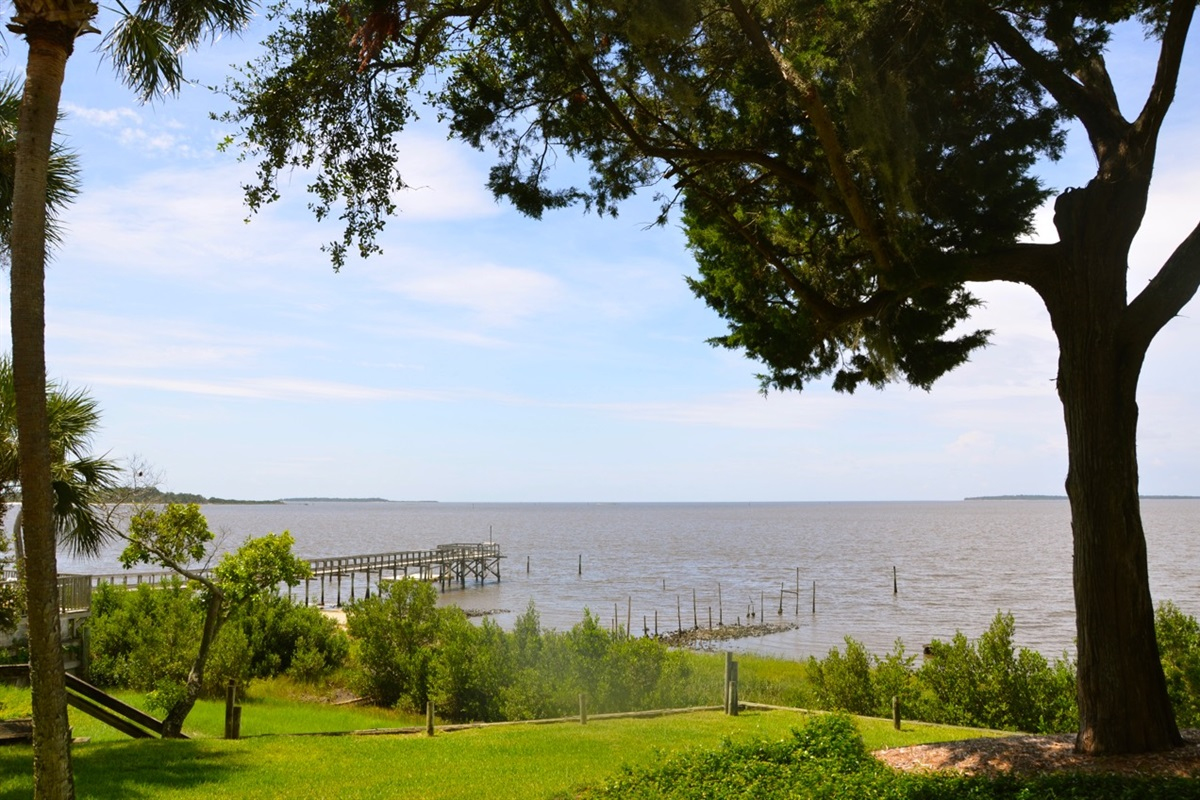 Open Gulf of Mexico At Your Back Door!