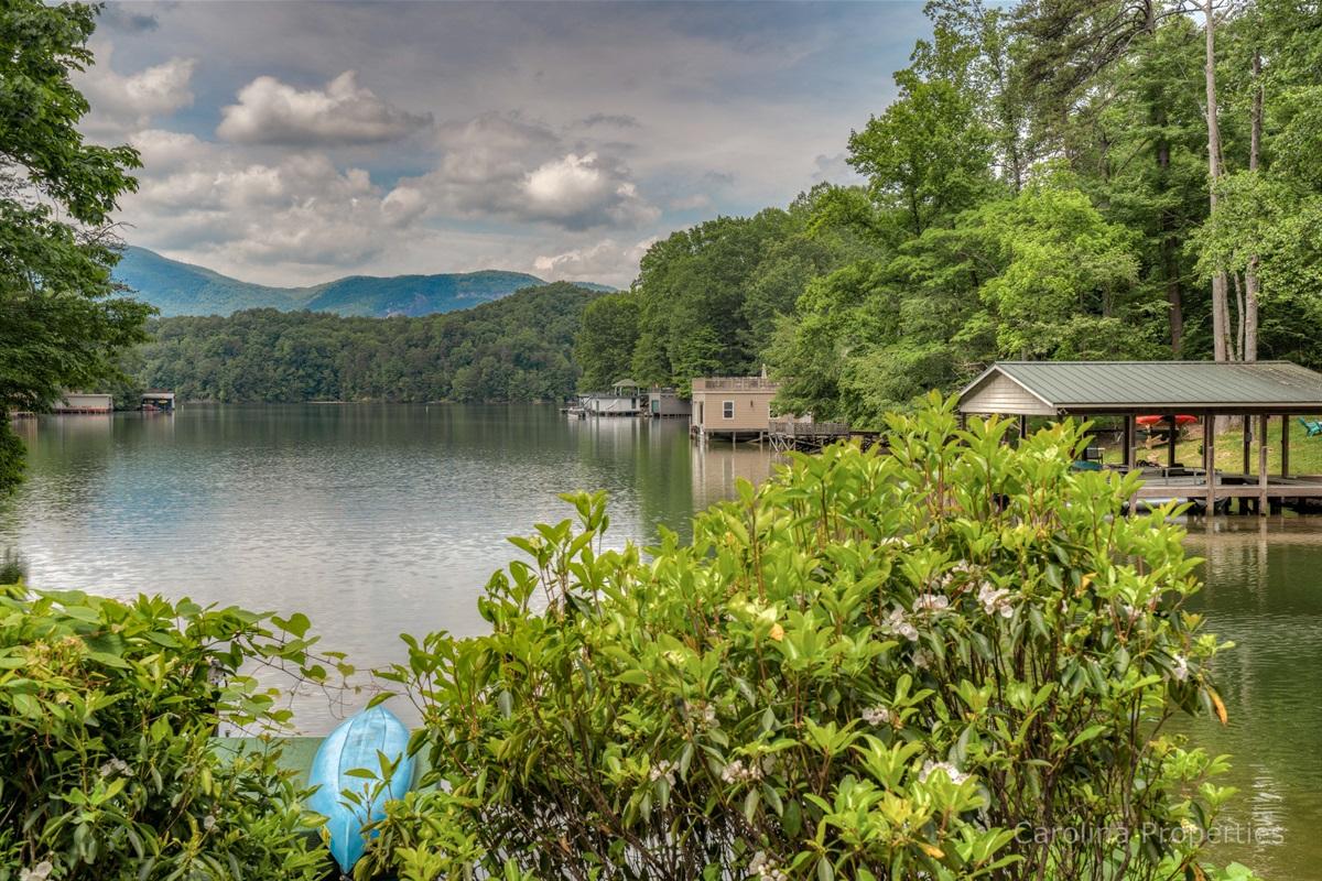 View of Lake Lure