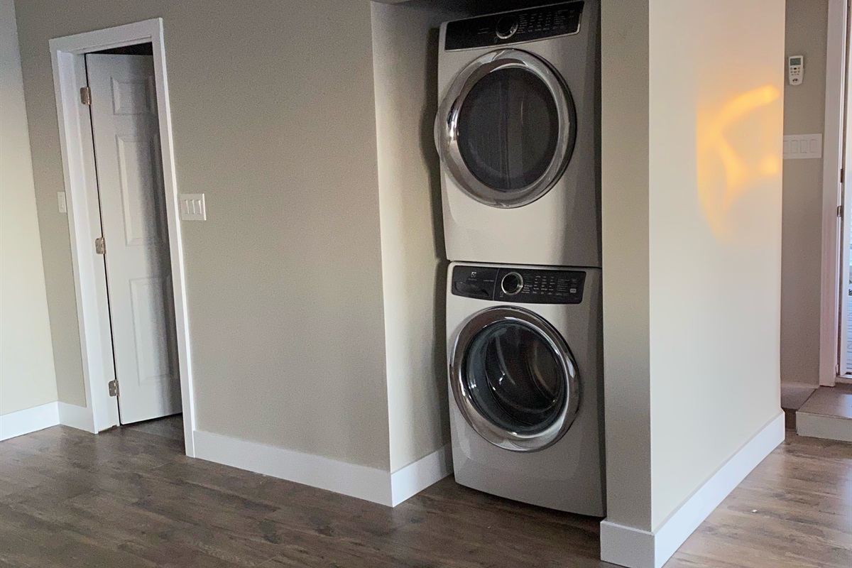 On-site Laundry for your convenience
