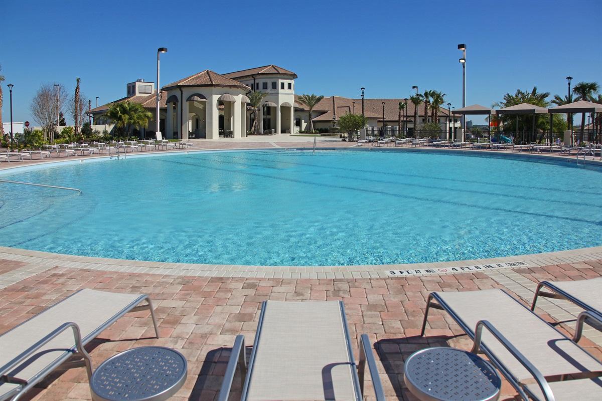 Huge Adult Pool