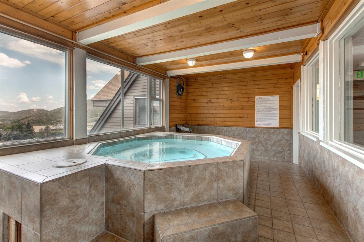 Indoor Hot-tub