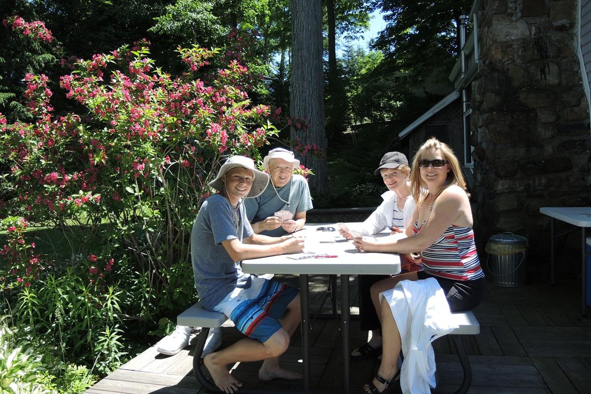 Casa Lago - Happy visitors