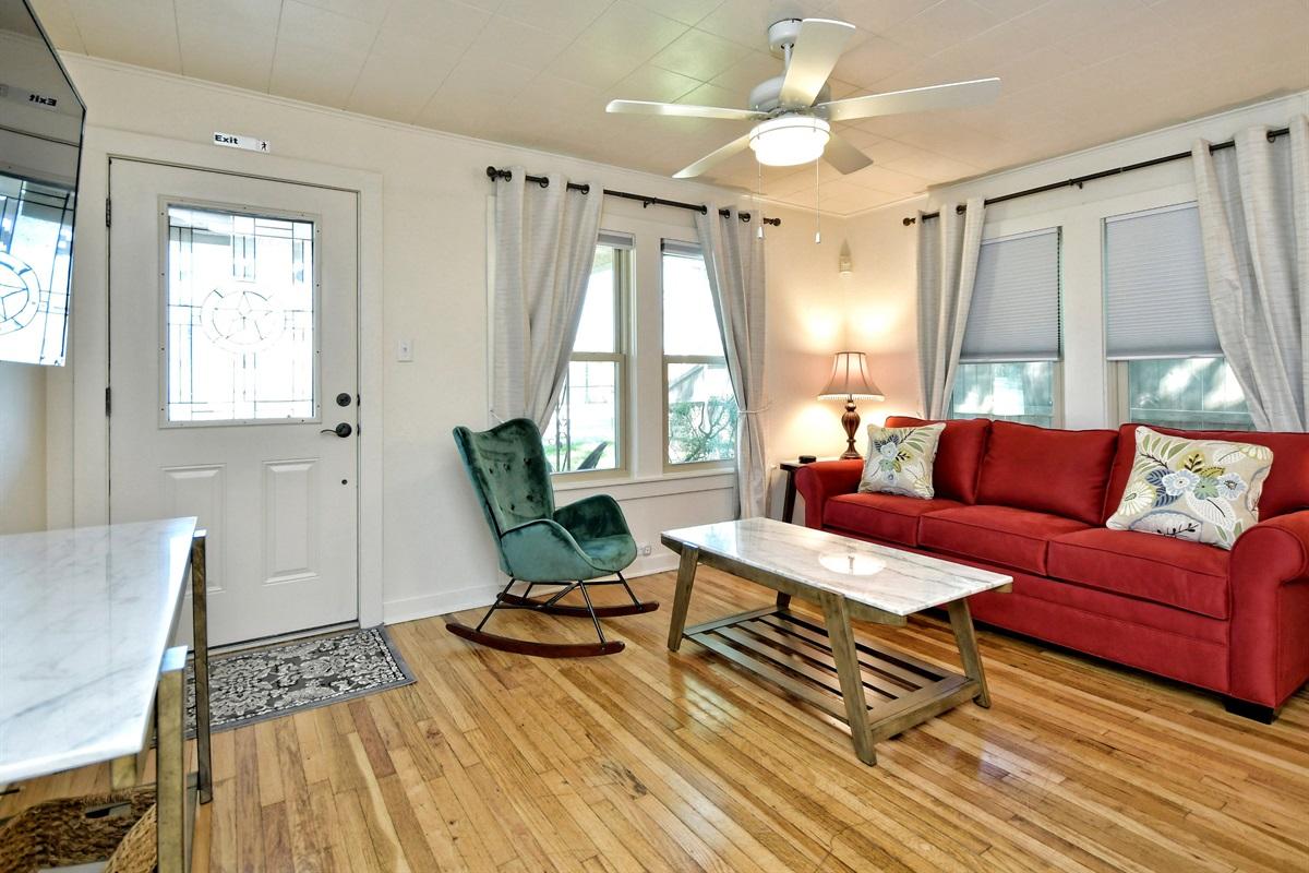 Opa Seidel Haus Living Room