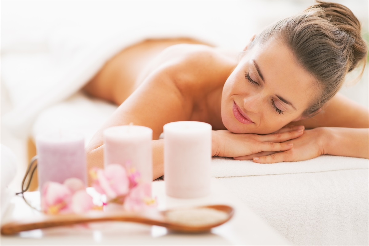 Relax & Unwind at a Nearby Spa