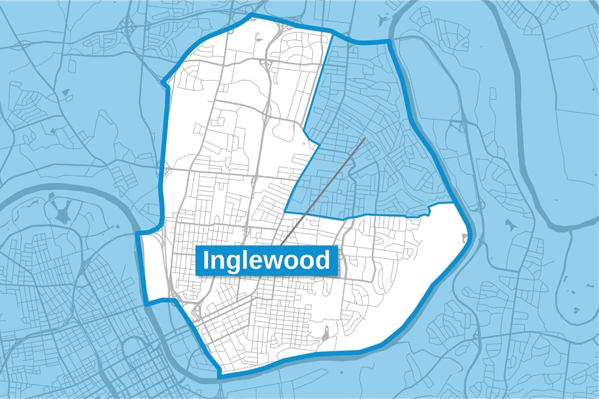 Inglewood is in the North Eastern corner of East Nashville and is known for it's larger historic homes with large yards