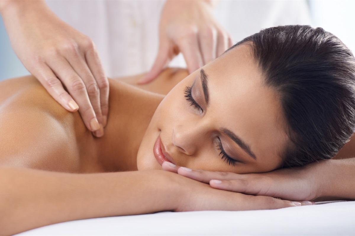 Get a relaxing massage