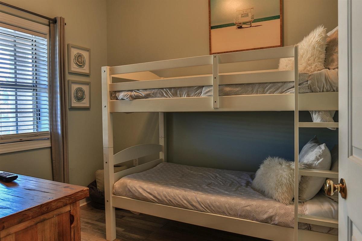 Bunk room - Twin beds