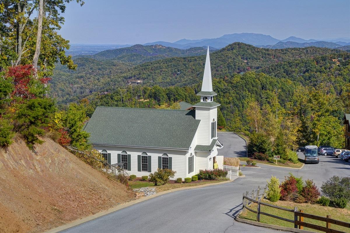Chapel at the Preserves