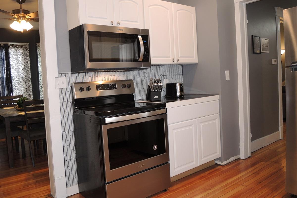 Kitchen - updated 2019