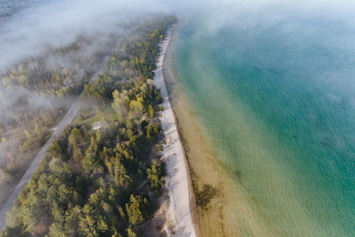 Spectacular Shoreline