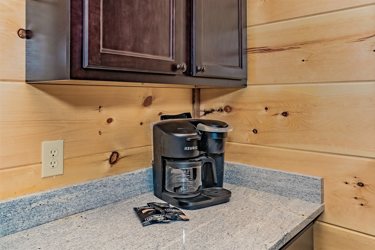 Shelter Me - Keurig and Drip!