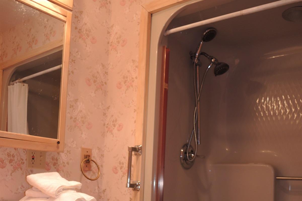 West wing - 2nd Floor bathroom
