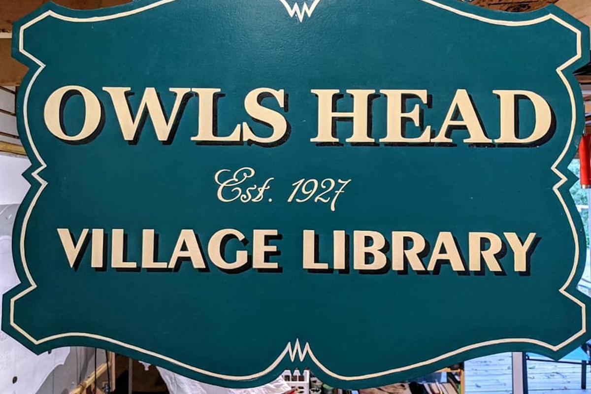 Owls Head Village Library