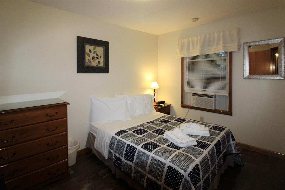 Bedroom #2 - full bed