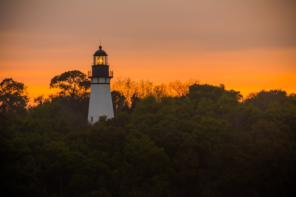 Working Lighthouse