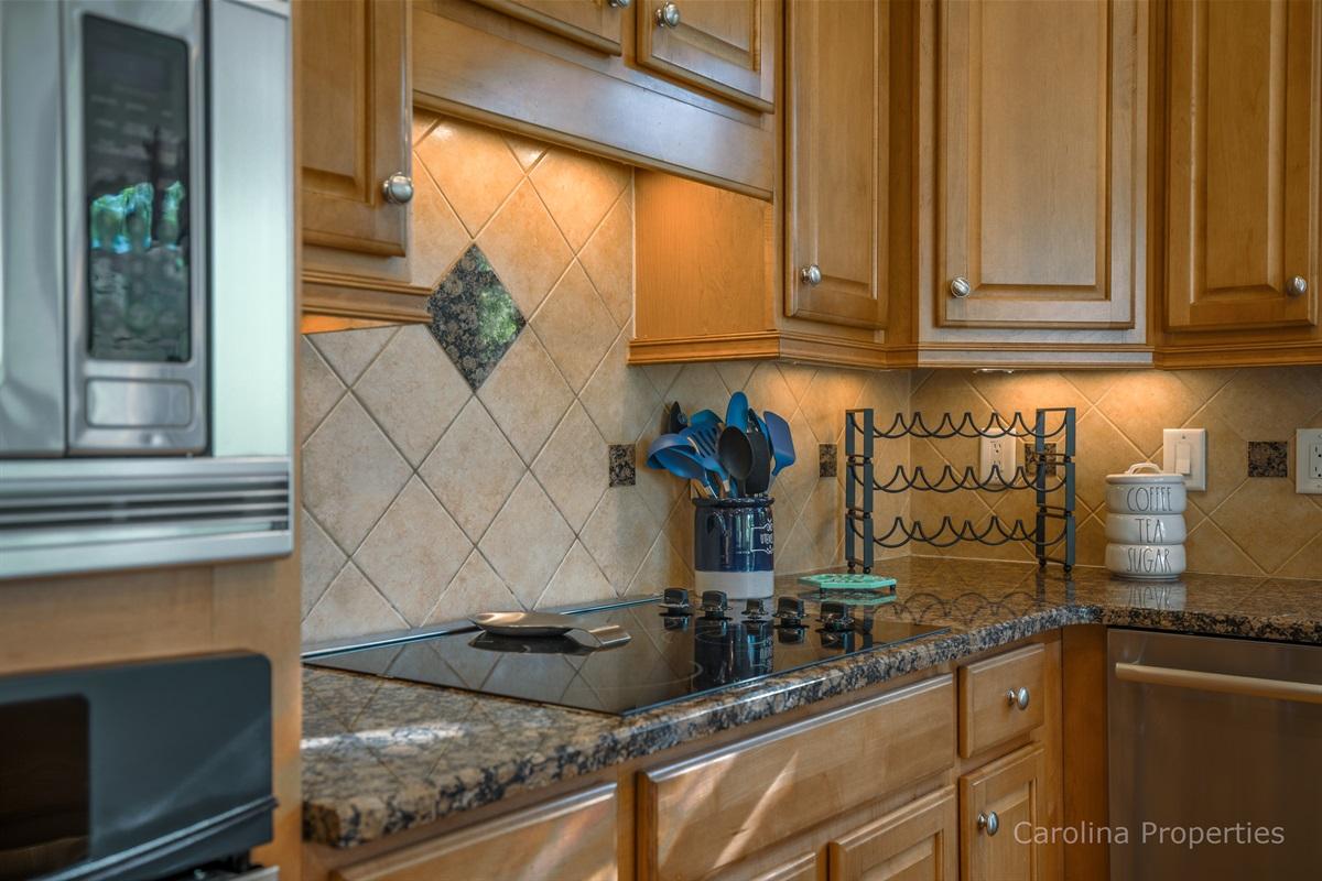 Quality appliances make cooking a breeze
