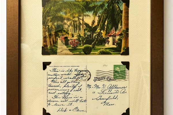 """""""This is like being in another world, such perfect weather, we're all getting tanned, plenty of swimming, rest, and eating. This house is a dream and we'll hate to leave it."""" ~Postmarked 1948"""