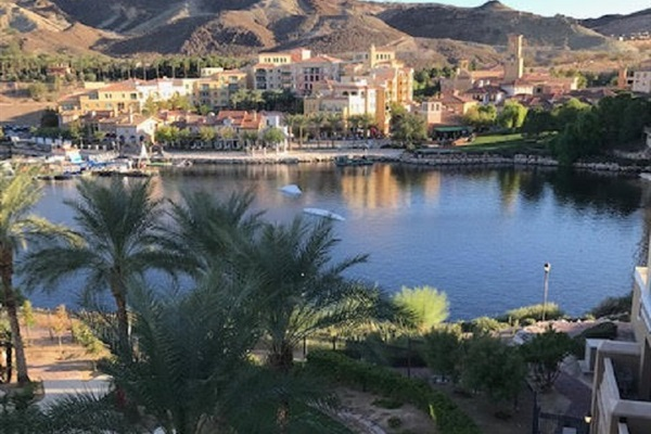 Montelago Village View from Balcony
