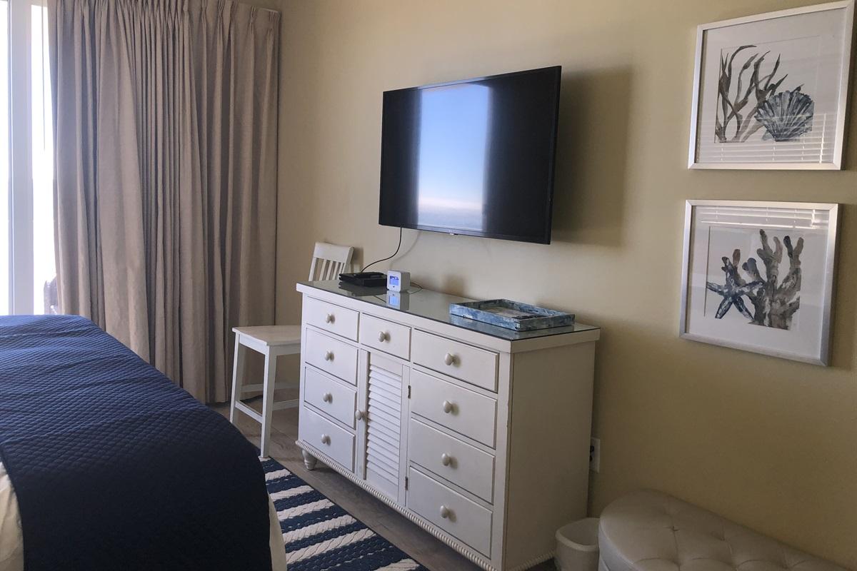 "Master Bedroom 50"" Smart TV"