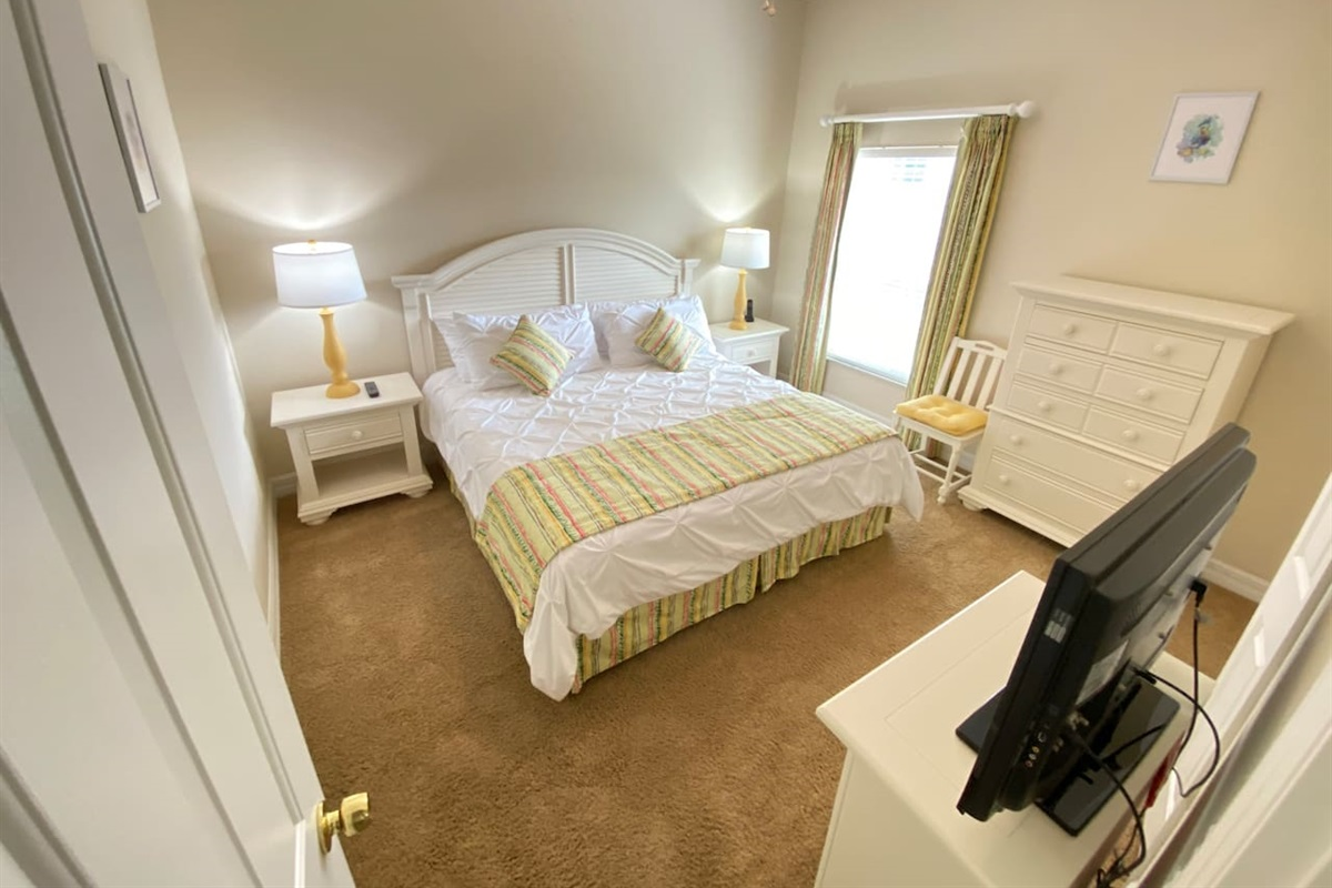 Multiple Master Bedrooms and Suites