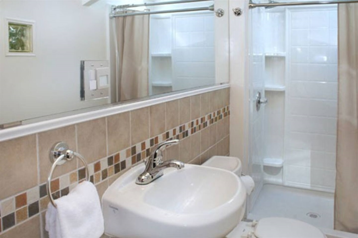 Tidesong Master Bath with Shower