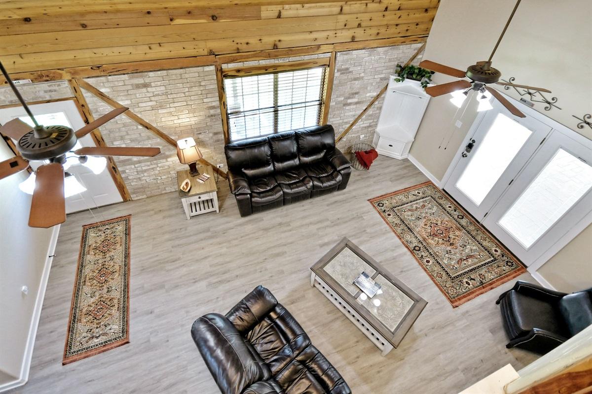 Oma Seidel Haus Living Room
