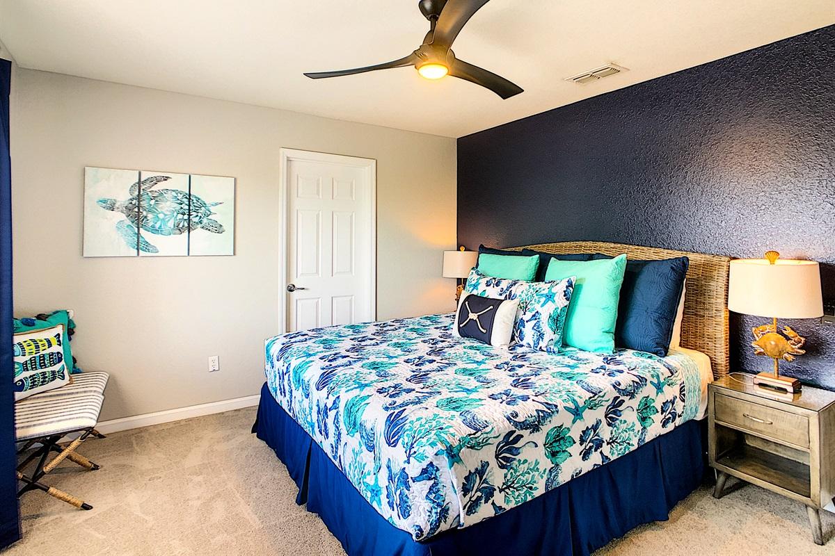 Bedroom #5 (King)