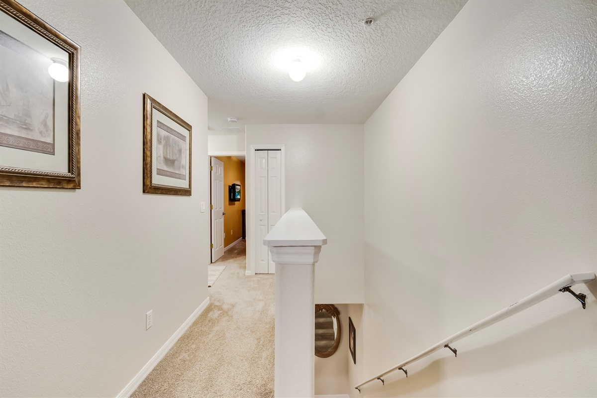 Upstair Foyer