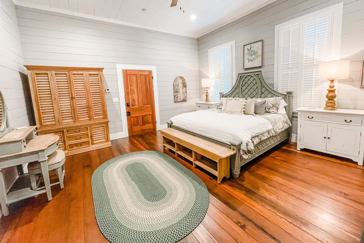 The Magnolia Suite