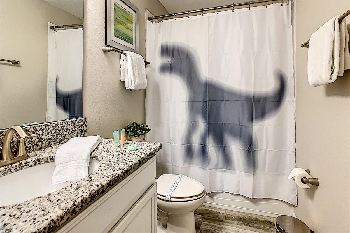 Bathroom Across From Bedroom #4