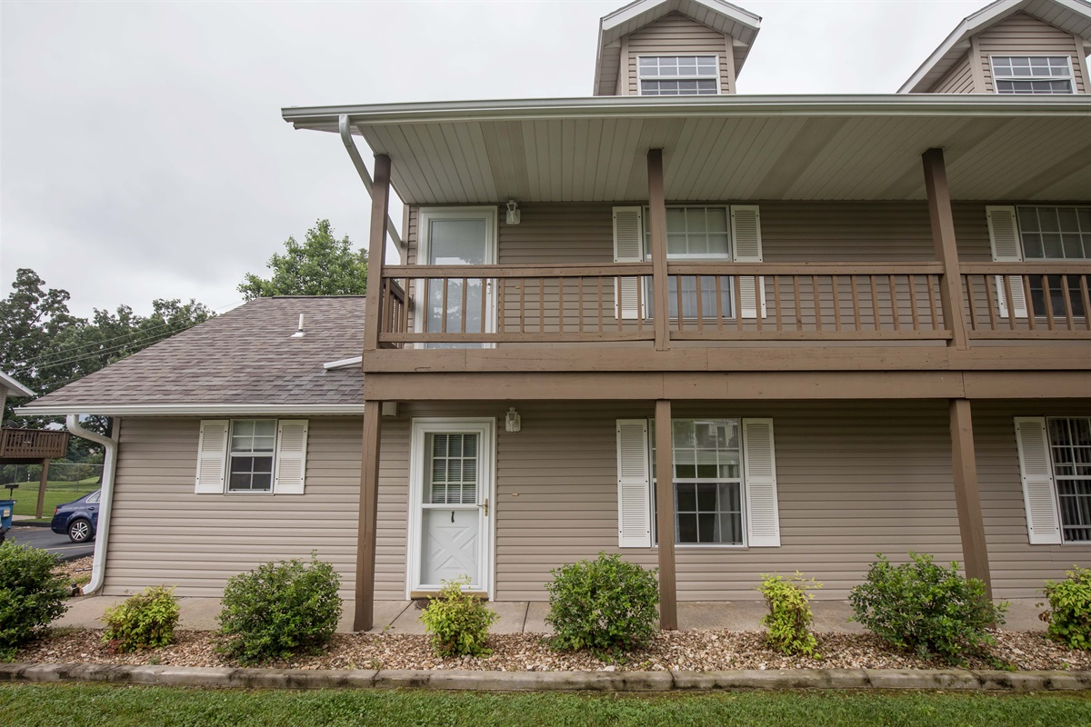 Enjoy step-free access to our ground-level home!