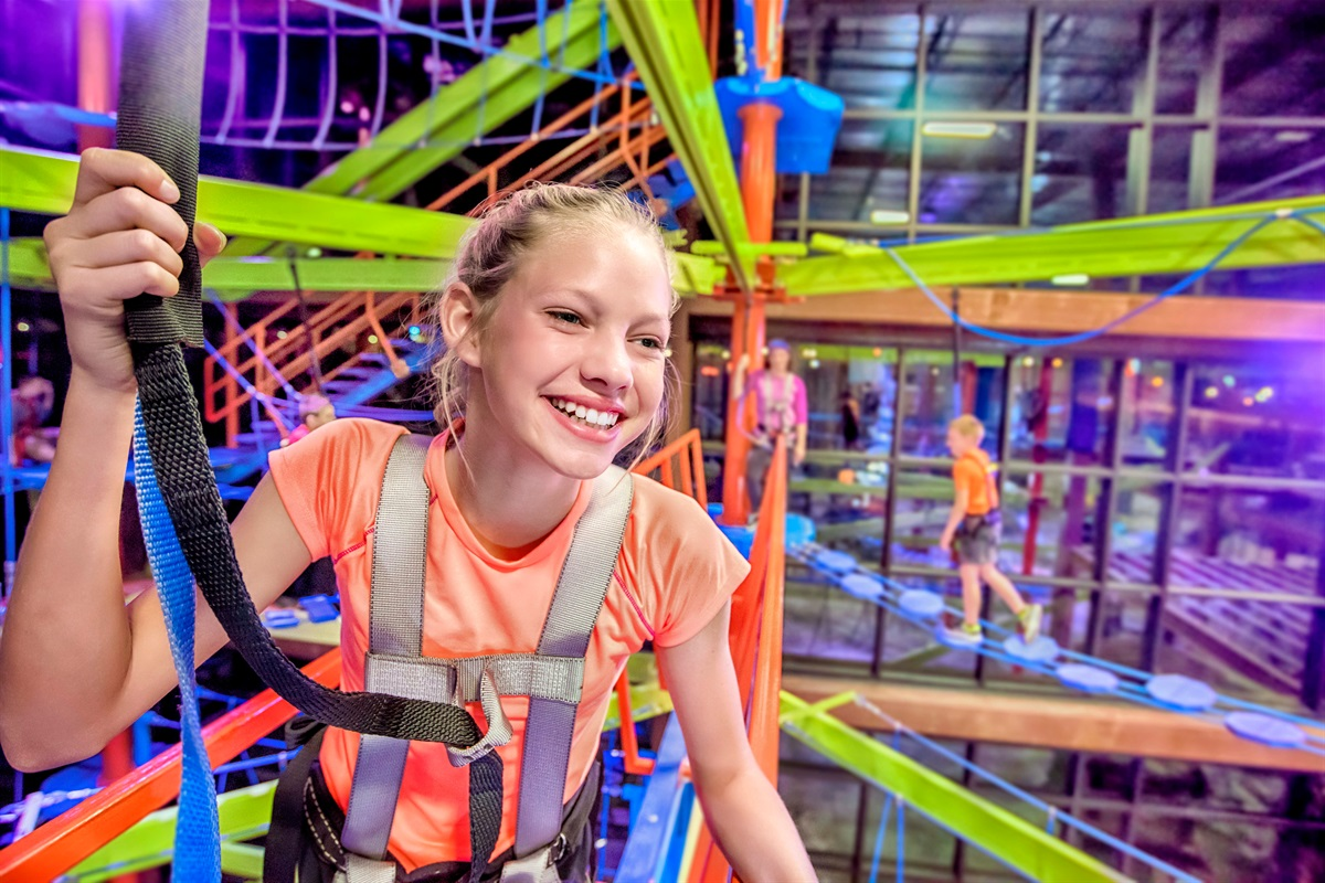 Fun for young and active young at heart at Fritz's Adventure! (BCVB)