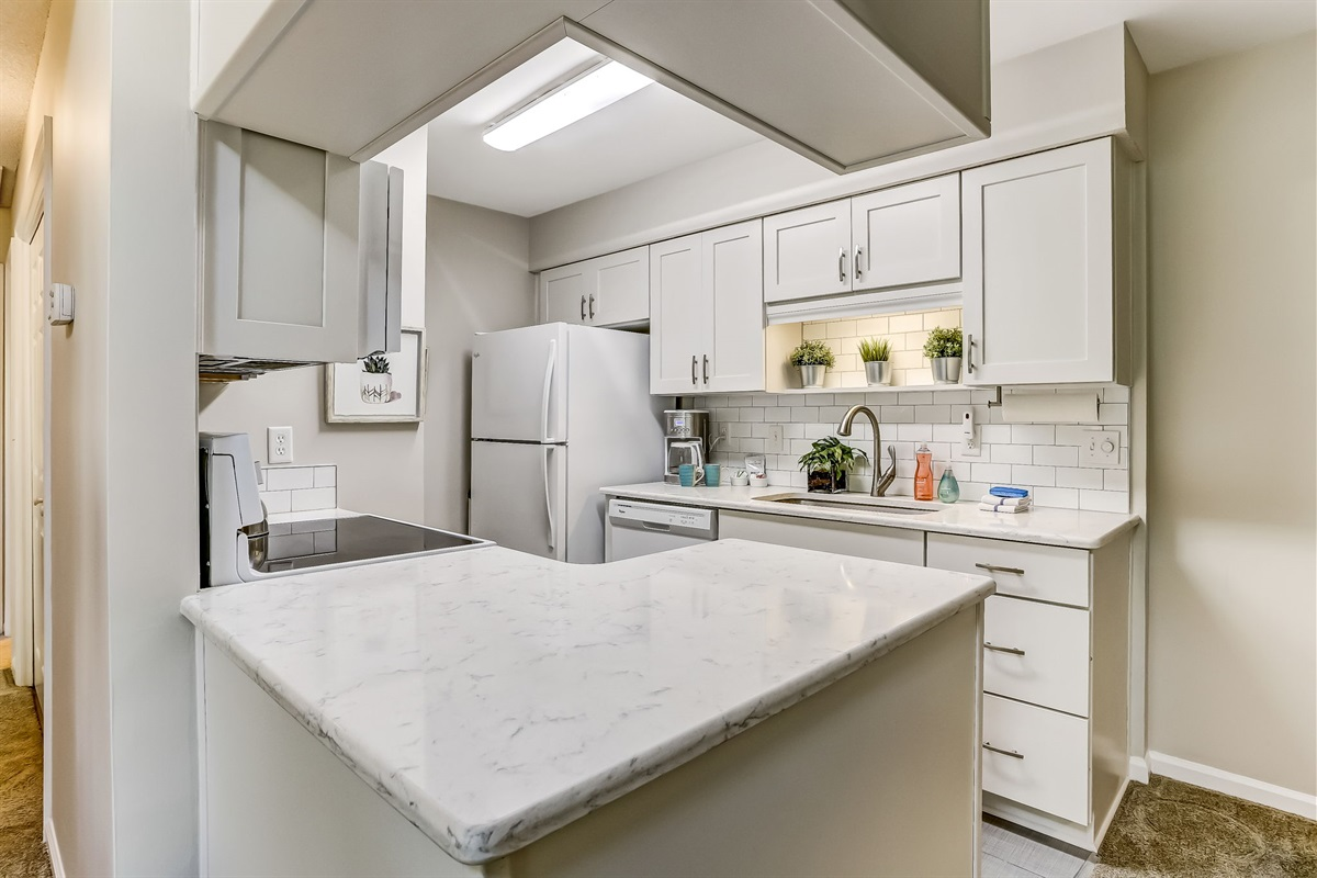 Nice Counter Space