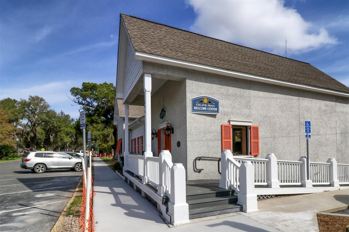 St. Marys Visitors Center