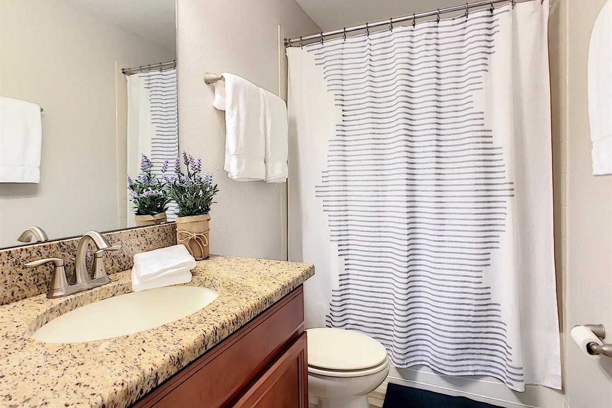 Bathroom Across From Bedroom 4