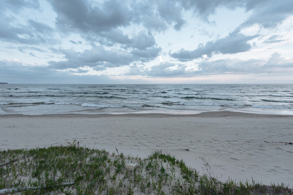 One of the Best Beaches in Door!