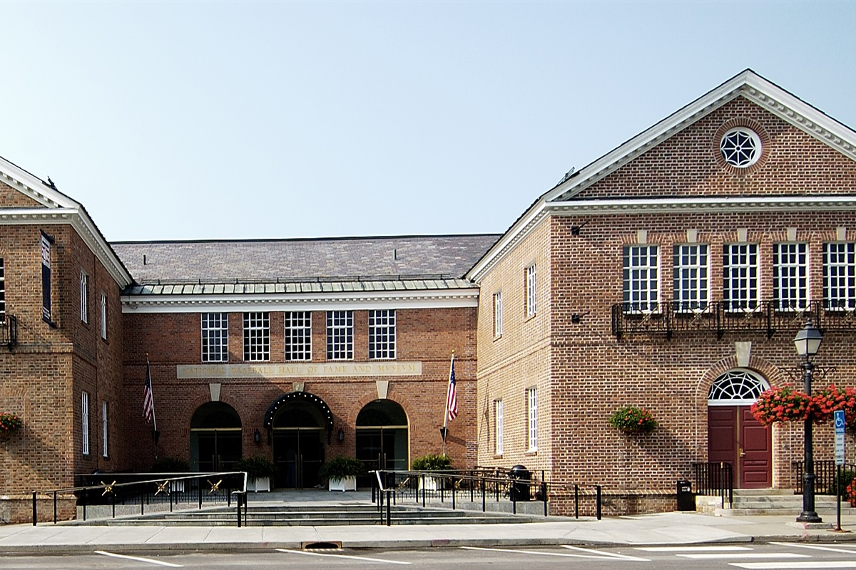 Visit the Baseball Hall of Fame in Cooperstown