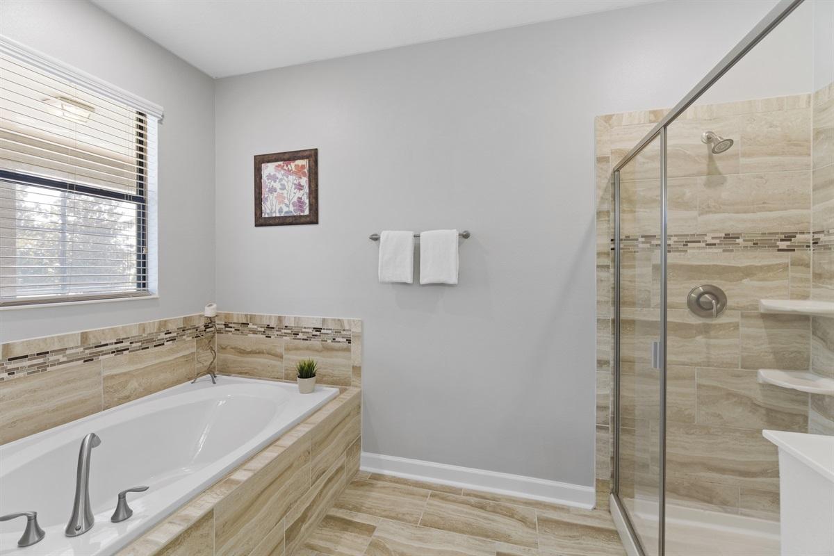 Your Choice - Bath & Shower