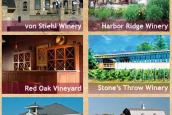 Door County is the #1 destination in Wisconsin for wineries. Here is a list of just a few. Many have free or discounted wine tasting and tours. Also check out dozens of cheese stores including the world famous Renards Cheese, only 10 minutes away.