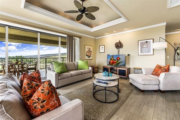 Great Room Looking to Waimea Highway