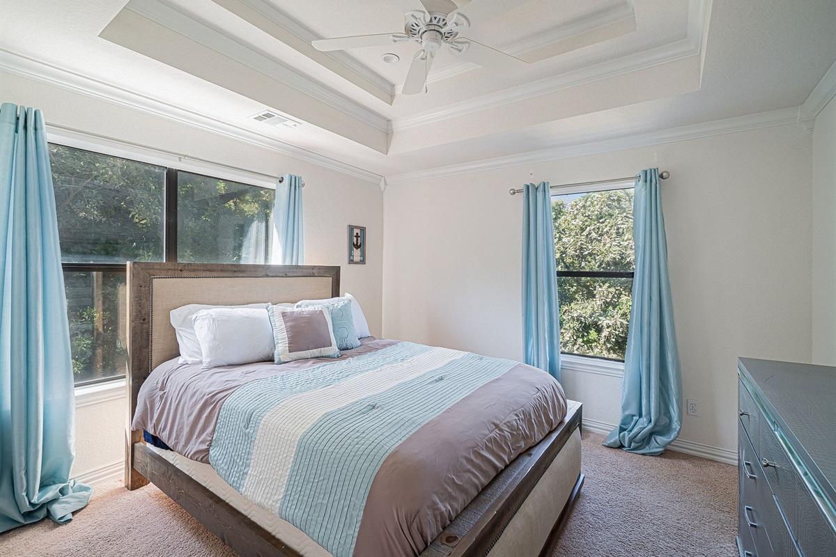 Guest Bedroom - top floor.