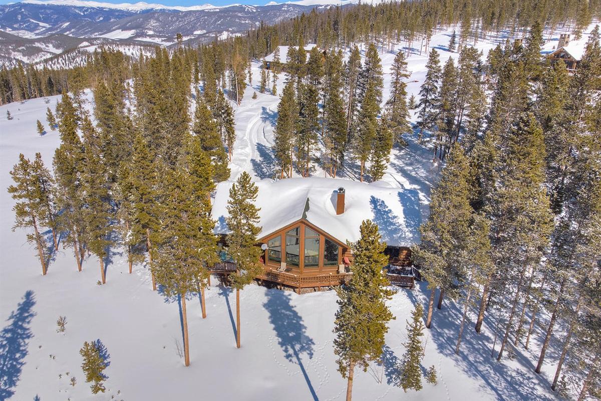 Private 3 bedroom cabin