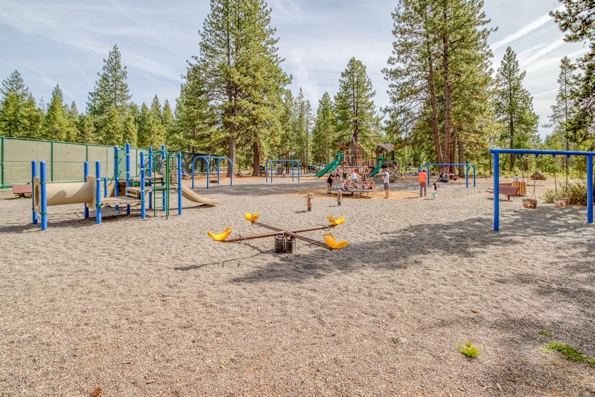 Fort Rock Playground