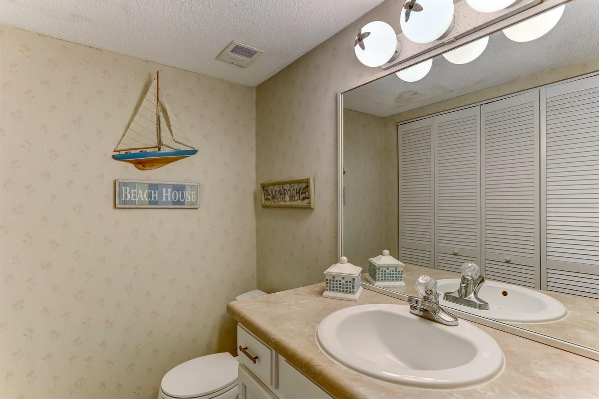 Half Bath Downstairs