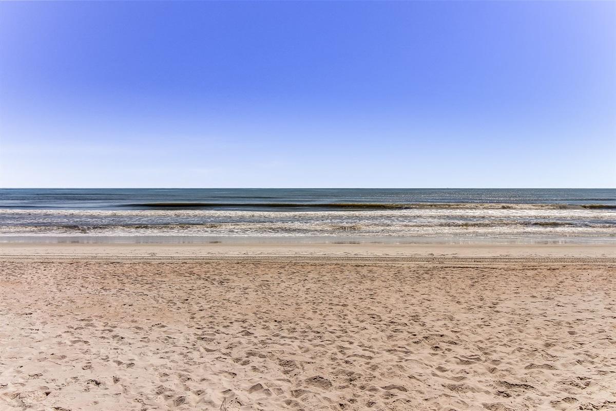 The Beach is Waiting!